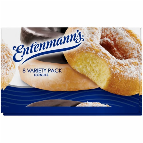 Entenmann's® Donut Variety Pack Perspective: right
