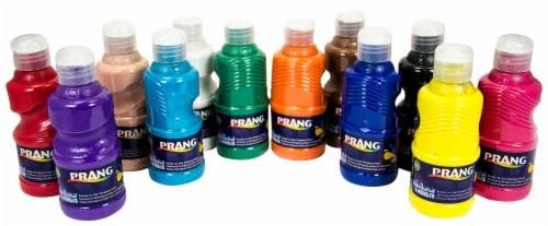 Prang Washable Tempera Paint Set Perspective: right