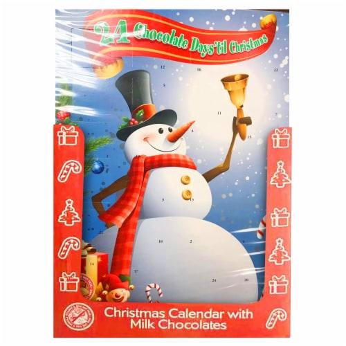 Albert's Chocolate Advent Calendar - Assorted Perspective: right