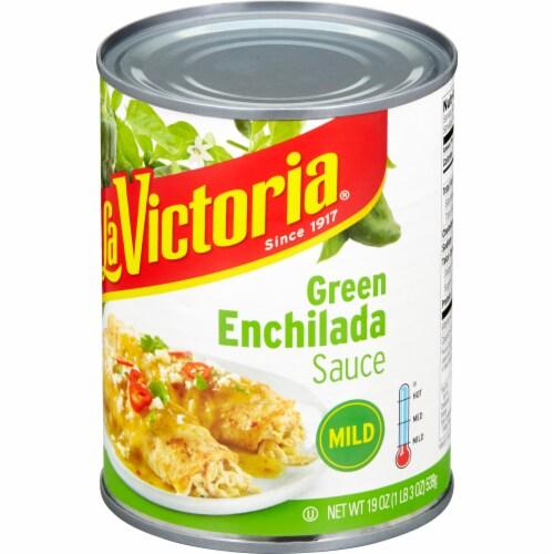 La Victoria Mild Green Enchilada Sauce Perspective: right