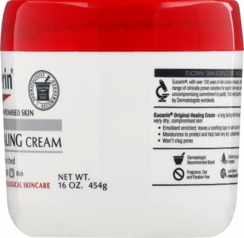 Eucerin Original Healing Cream Perspective: right