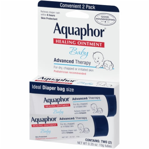 Aquaphor Healing Ointment Baby Advanced Therapy Perspective: right