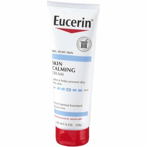 Eucerin Skin Calming Cream Perspective: right