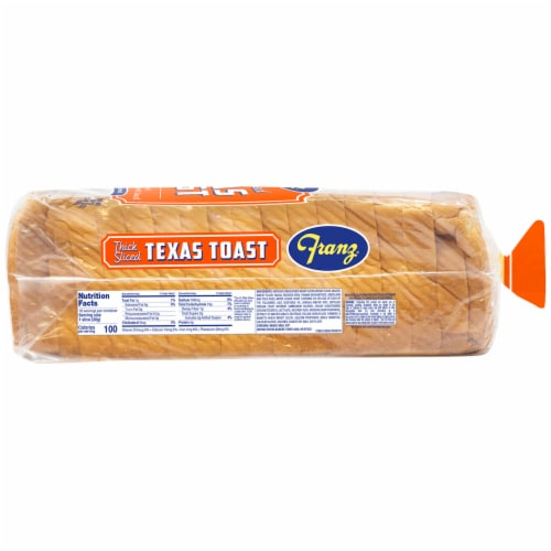Franz Thick Sliced Texas Toast Premium Bread Perspective: right
