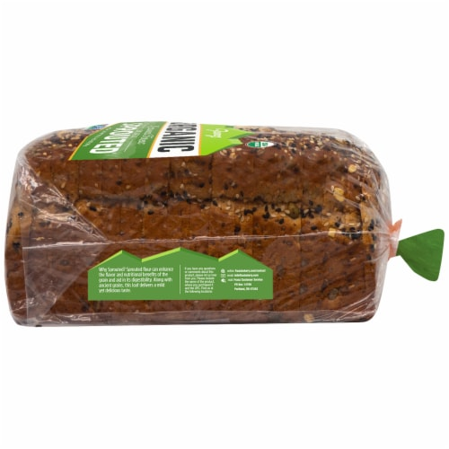 Franz® Organic The Great Sprouted Bread Perspective: right