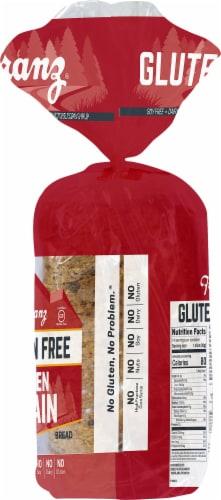 Franz Gluten Free Seven Grain Bread Perspective: right