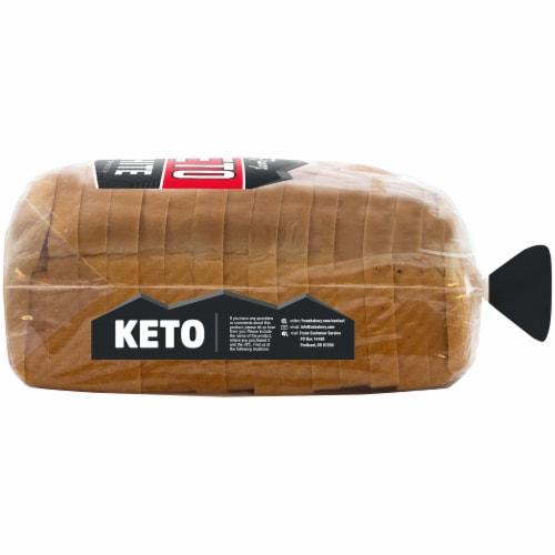 Franz Keto White Bread Perspective: right