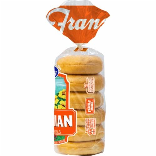 Franz Hawaiian Premium Bagels Perspective: right