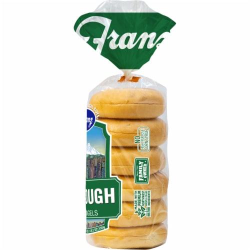 Franz Sourdough Premium Bagels Perspective: right