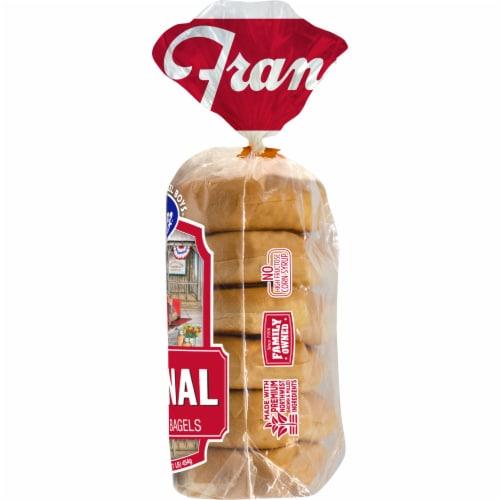 Franz Original Premium Mini Bagels Perspective: right