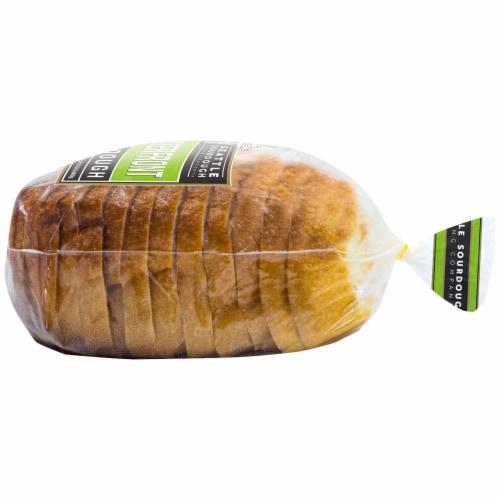 Seattle Sourdough Baking Co. Waterfront Sourdough Bread Perspective: right