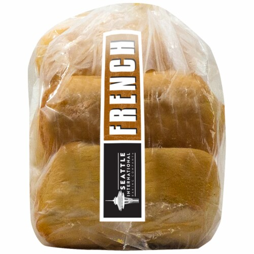Seattle International Baking Company Traditional French Rolls Perspective: right