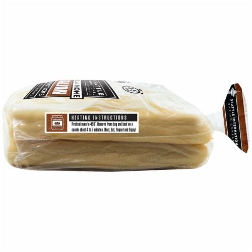 Seattle International Baking Company Italian Breadsticks Perspective: right