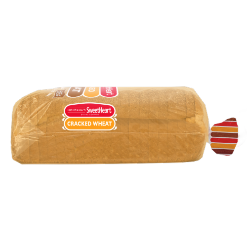 Montana's Sweetheart® Cracked Wheat Bread Perspective: right
