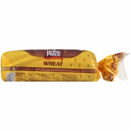Home Pride Butter Top Wheat Bread Perspective: right