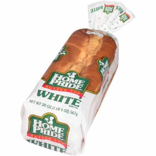 Home Pride® Butter Top White Bread Perspective: right