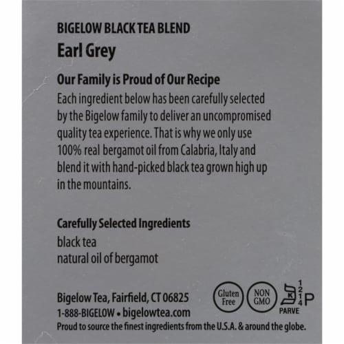 Bigelow® Earl Grey Black Tea Bags Perspective: right