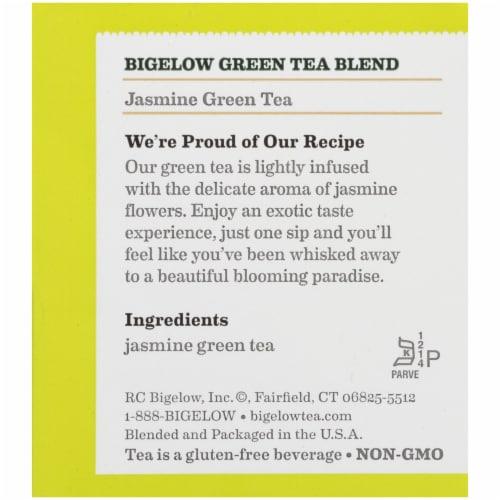 Bigelow Jasmine Green Tea Perspective: right