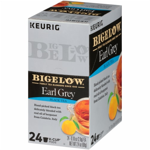 Bigelow Earl Grey Black Tea K-Cup® Pods Perspective: right