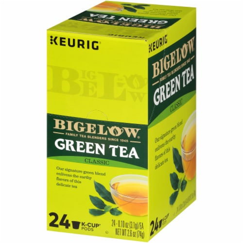 Bigelow Classic Green Tea K-Cup® Pods Perspective: right