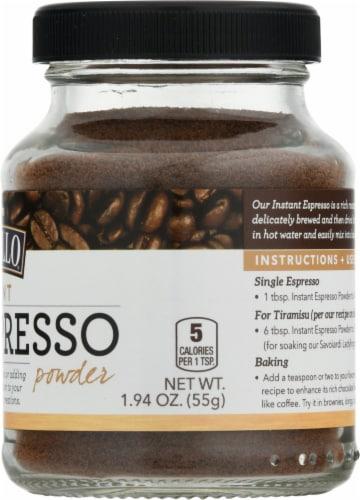 DeLallo Instant Espresso Powder Perspective: right