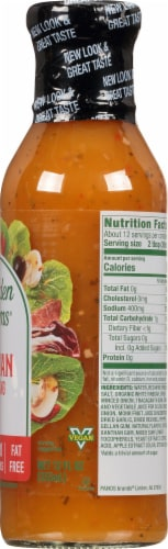Walden Farms Calorie Free Italian Dressing Perspective: right