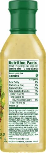 Walden Farms Honey Dijon Salad Dressing Perspective: right