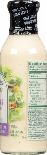 Walden Farms Caesar Dressing Perspective: right