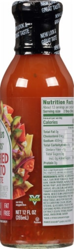 Walden Farms Calorie Free Italian Dressing with Sundried Tomato Perspective: right