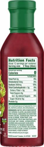 Walden Farms Raspberry Vinaigrette Perspective: right