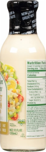 Walden Farms Calorie Free Jersey Sweet Onion Dressing Perspective: right