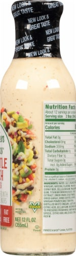 Walden Farms Calorie Free Chipotle Ranch Dressing Perspective: right
