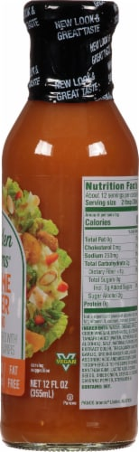 Walden Farms Sesame Ginger Dressing Perspective: right