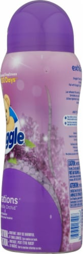 Snuggle® Exhilarations Lavender & Vanilla Orchid In-Wash Scent Booster Perspective: right