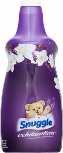 Sunggle Exhilarations White Lavender & Sandalwood Liquid Fabric Conditioner Perspective: right