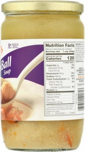 Manischewitz Matzo Ball Soup Perspective: right