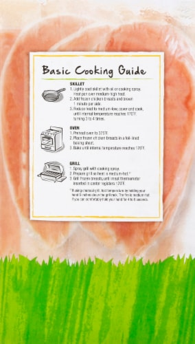 Perdue Harvestland Boneless Skinless Chicken Breasts Perspective: right