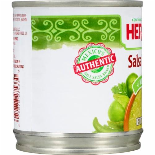 Herdez Mild Salsa Verde Perspective: right
