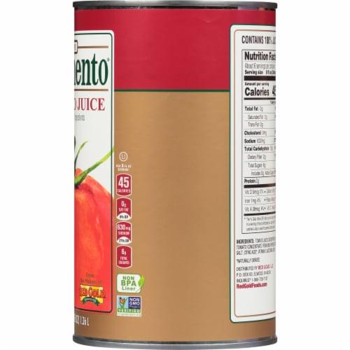 Sacramento 100% Tomato Juice Perspective: right