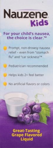 Nauzene Kids Grape Upset Stomach Relief Liquid Perspective: right