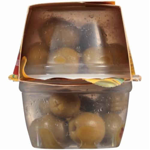 Pearls® To Go Pimiento Stuffed Olives Perspective: right