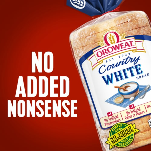 Oroweat® Country White Bread Perspective: right