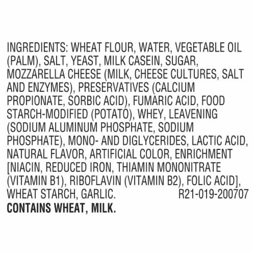 Boboli Original Pizza Crust Perspective: right