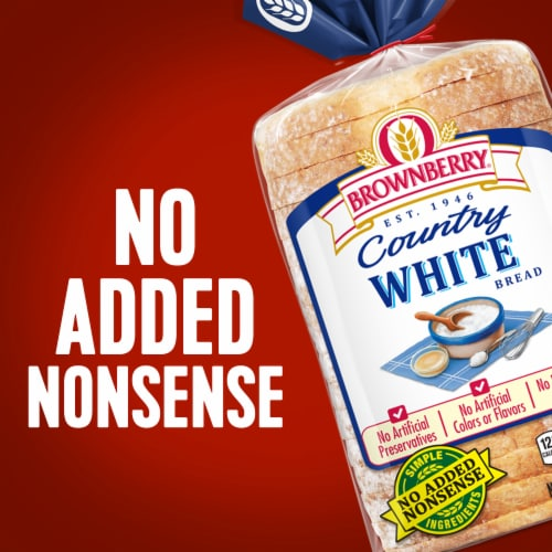 Brownberry® Country White Bread Perspective: right