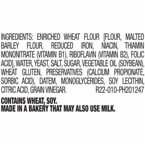 Oroweat Premium Italian Bread Perspective: right