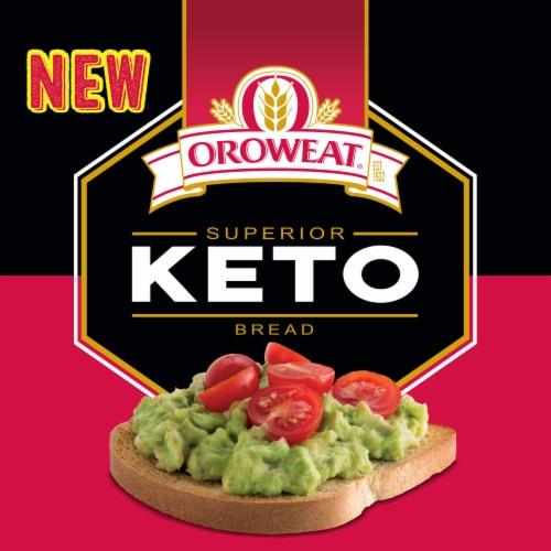 Oroweat® Keto Bread Perspective: right