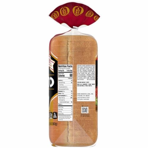 Brownberry Superior Keto Bread Perspective: right
