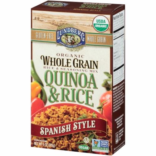 Lundberg Organic Spanish Style Quinoa & Rice Blend Perspective: right