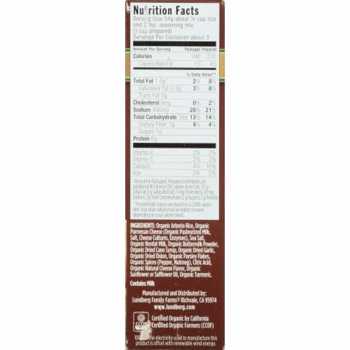 Lundberg Organic Alfredo Risotto Perspective: right