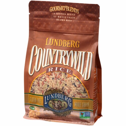 Lundberg Countrywild Gourmet Blends Whole Grain Rice Perspective: right